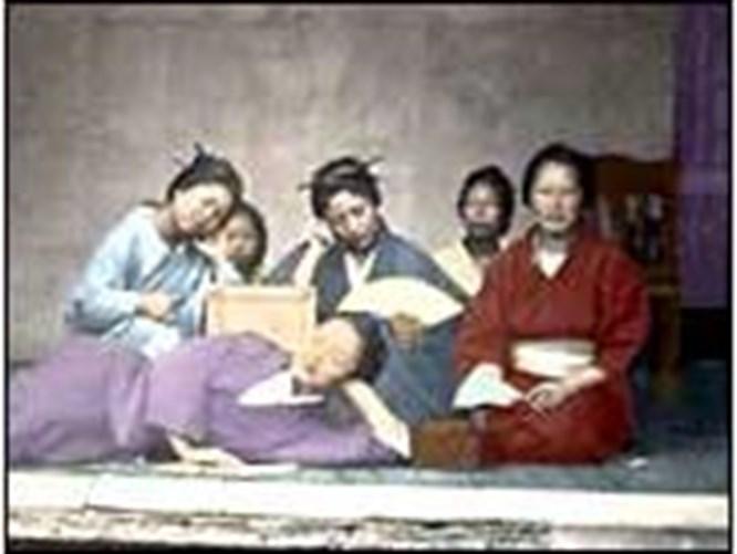 En uzun Japon kadınlar yaşıyor